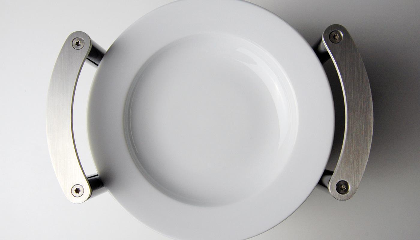 держатели для тарелок