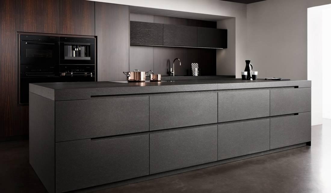 кухонные фасады без ручек преимущества и недостатки альтернативные